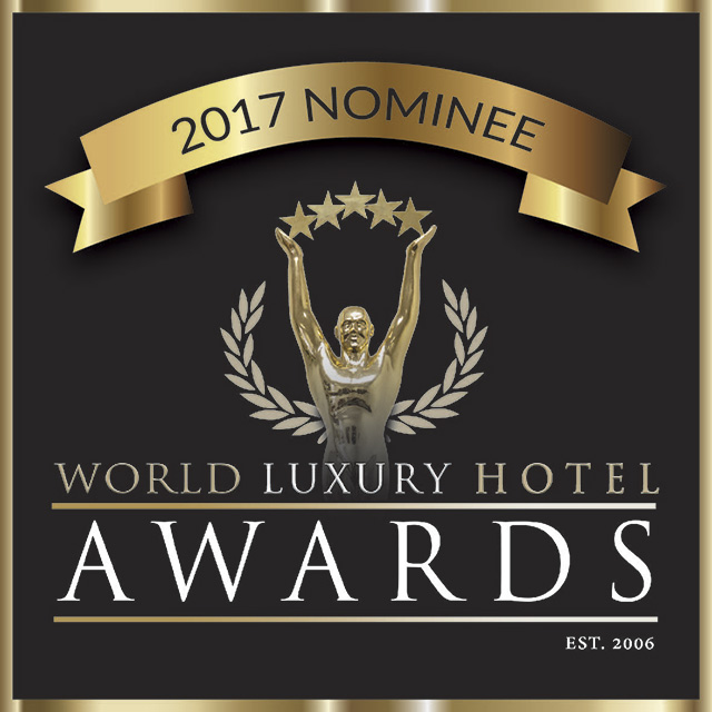 2017 Nominee World Luxuty Hotel Awards