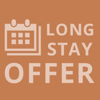 Stay 2 nights & SAVE 5%